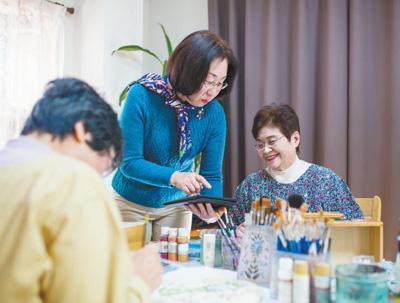 日本兴起新型养老模式