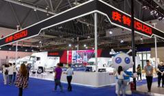 2019重庆国际车展|有一种很潮的蓝叫达