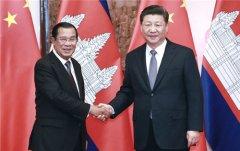国家主席习近平在北京钓